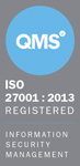 ISO 27001 certification.